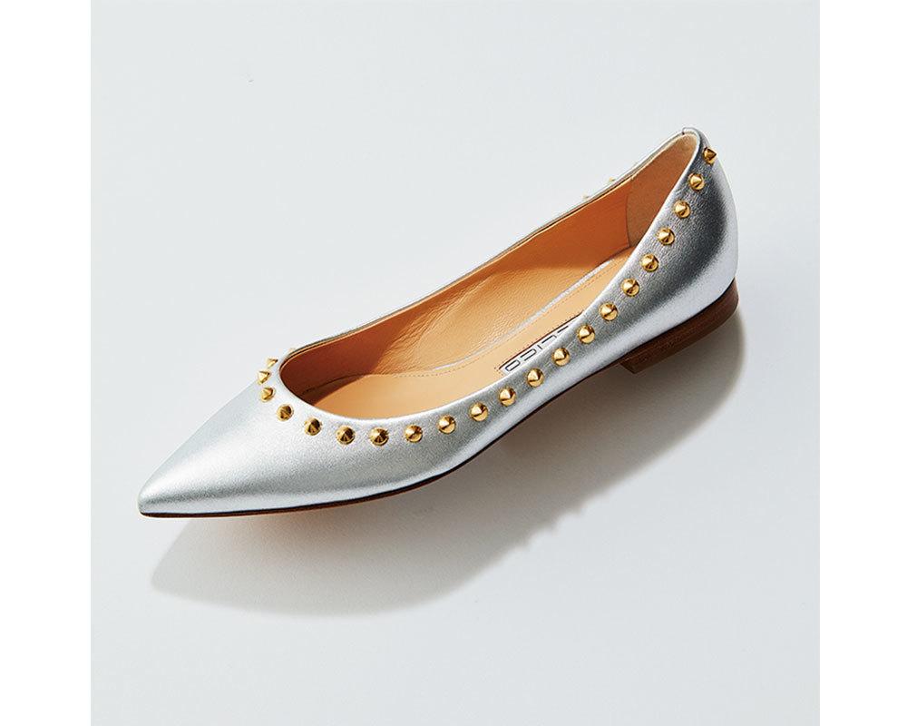 この春の靴は「白・シルバー・ベージュ系」がとにかく使える!_1_1-11