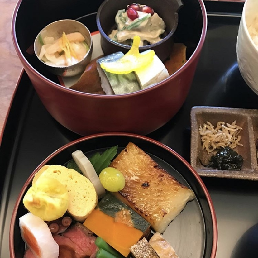 和食はやっぱり京都やわ〜♡_1_3-2