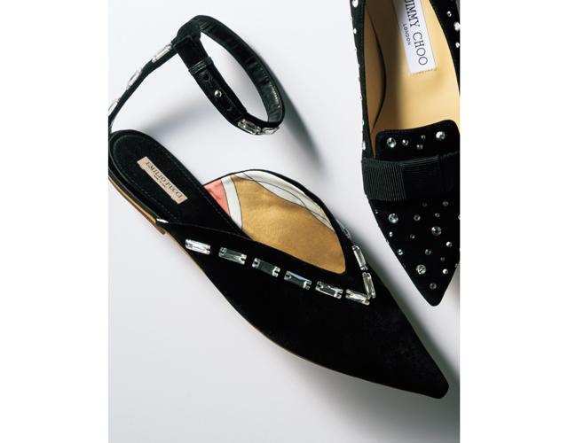 エミリオ・プッチの靴