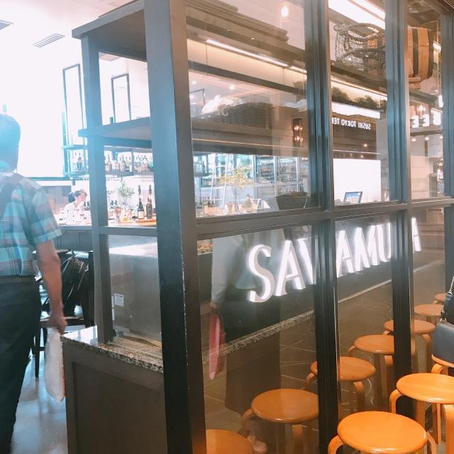 軽井沢の有名店沢村のレストランでヘルシーランチ♡_1_2