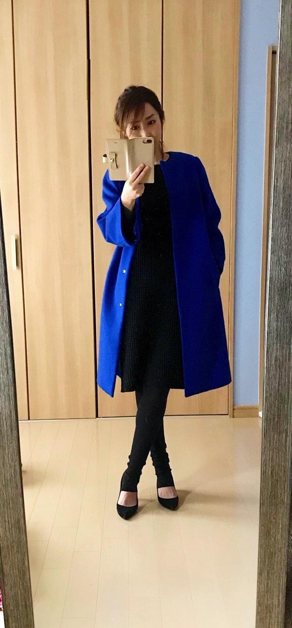 コートの下は何を着る?「GU」2,990円ならこれ1枚でキマります_1_5