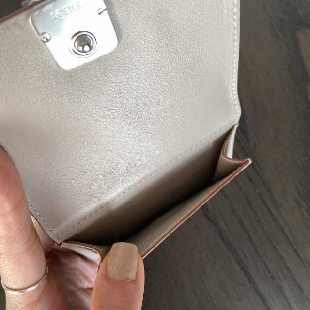 【LOEWE】新年を迎え、財布を新調しました!_1_3