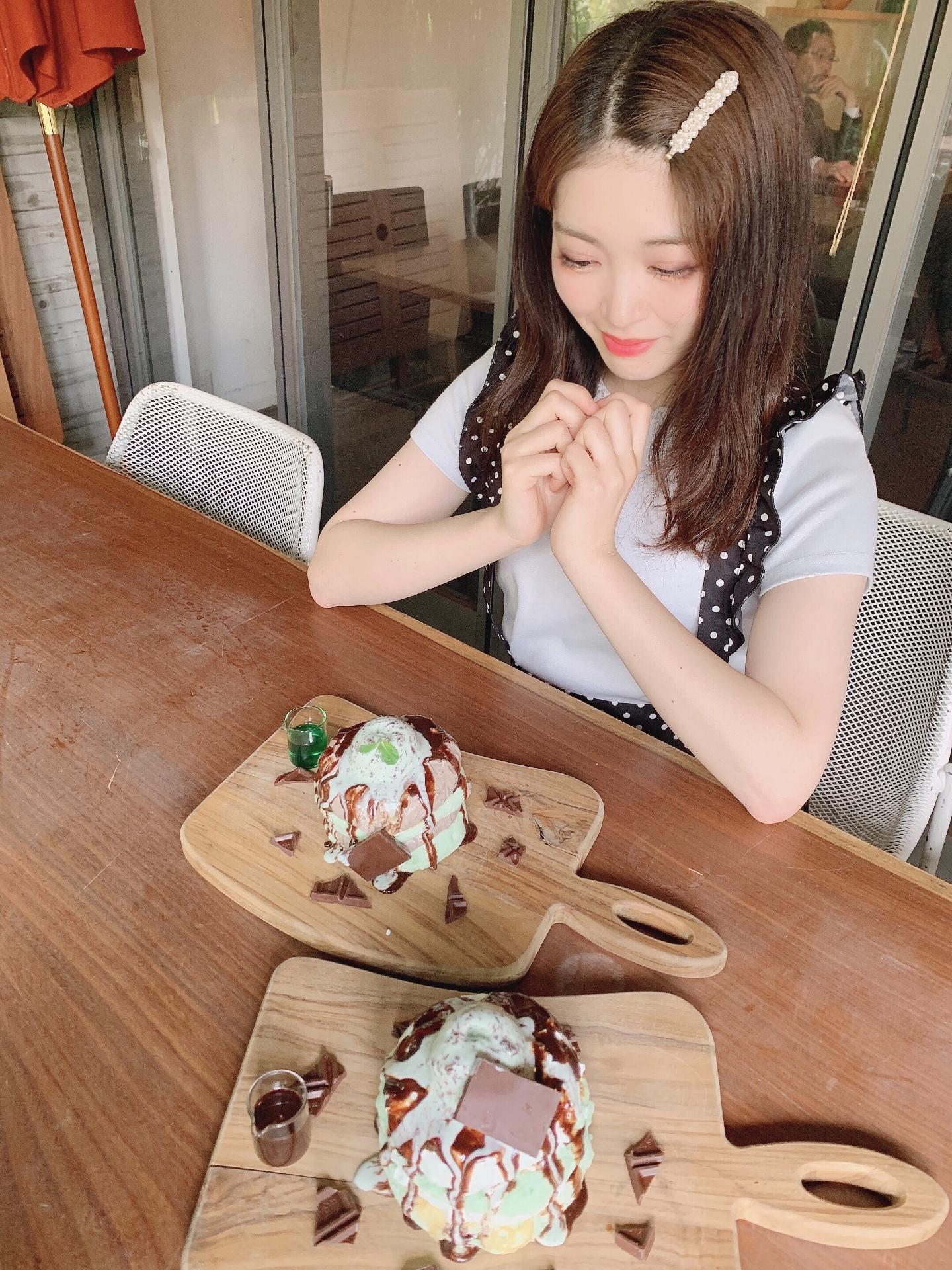 【チョコミン党必見★】512cafe&grillのパンケーキが美味しすぎ♡_1_6