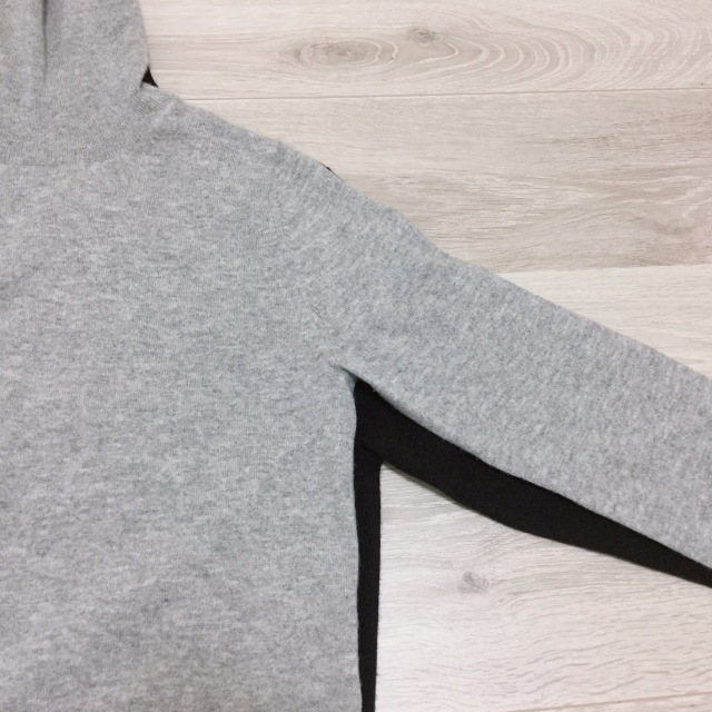 UNIQLO期間限定価格のカシミヤセーター比較【momoko_fashion】_1_2-2