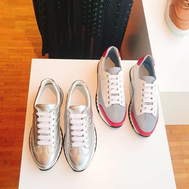 2019年春夏のエルメス展示会へ。美しいアートのような靴たちにテンションアップ!_1_5
