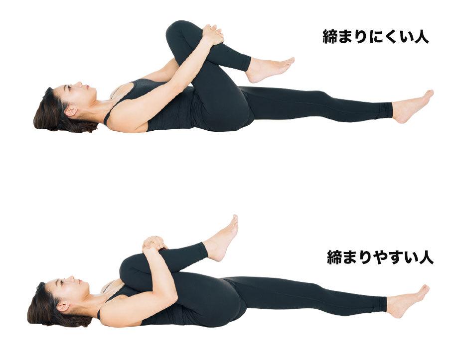 <ひっこめ!腹肉・腰肉>Step3 【トレーニング編】膣を締めて骨盤底筋を引き上げる _1_12