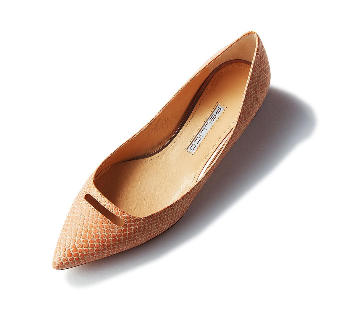 """こなれ靴の代表格 """"ポインテッドフラット""""_1_1-2"""