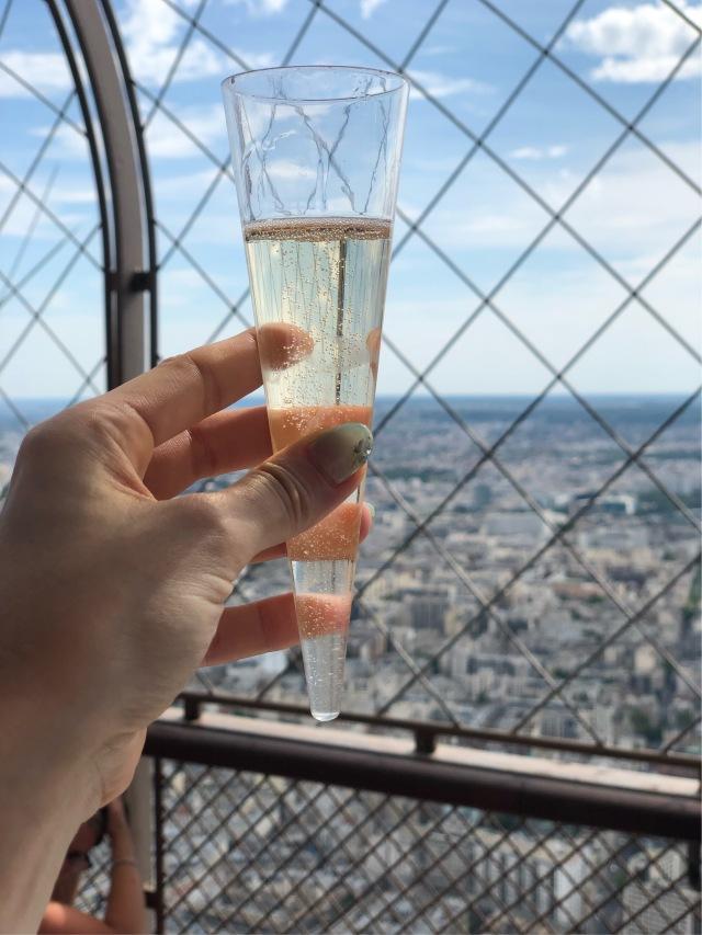 夏休みは熱波が過ぎ去ったフランス・パリへ_1_2-2