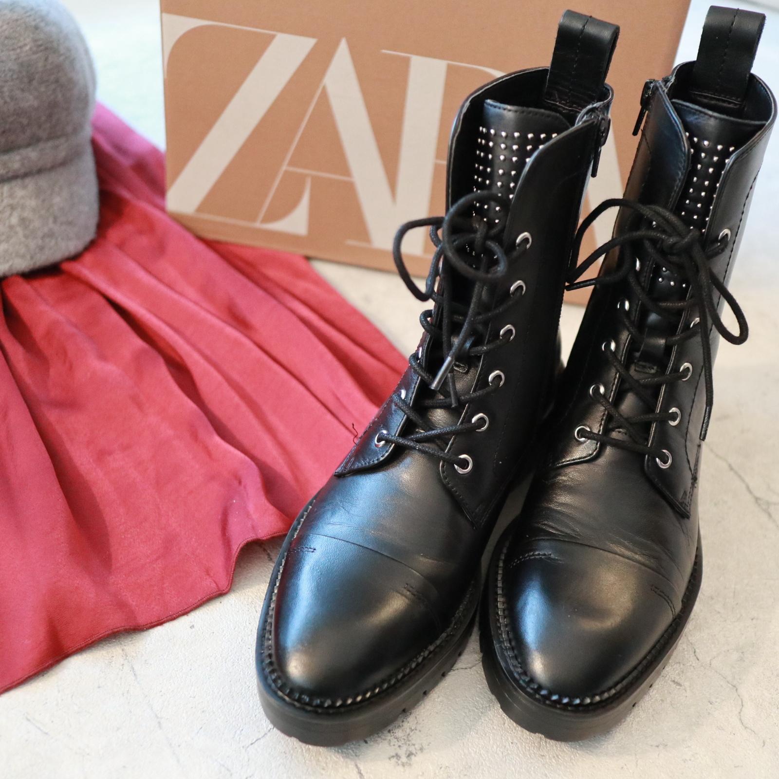 Zara ブーツ