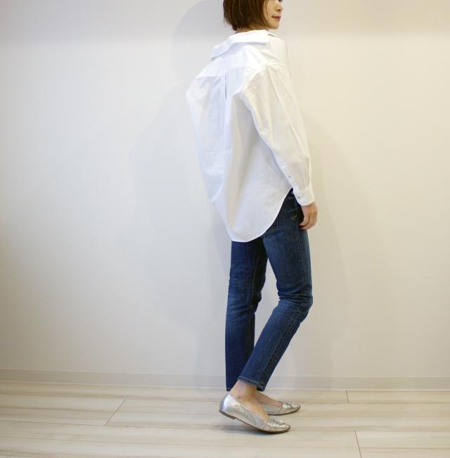 UNIQLOのデニムオーバーシャツで40代のエフォートレスコーデ_1_9