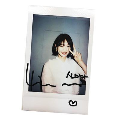 【応募終了】シン・ミナの直筆サイン入りインスタント写真を1名様にプレゼント!_1_1