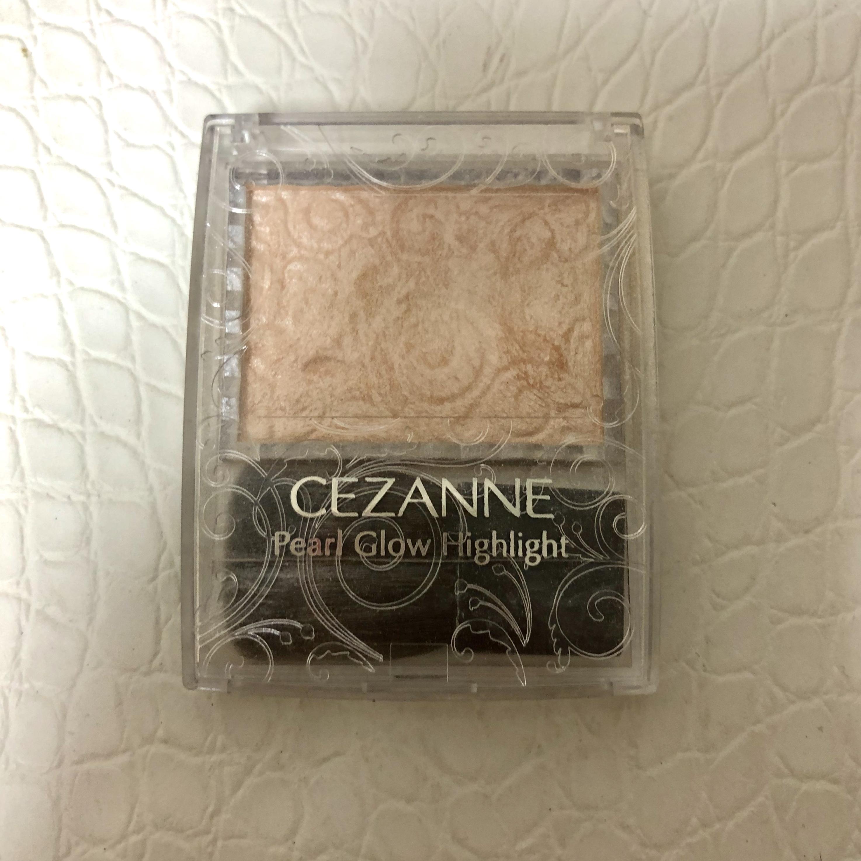 【CANMAKE】【CEZANNE】話題のハイライト比較!_1_1-1
