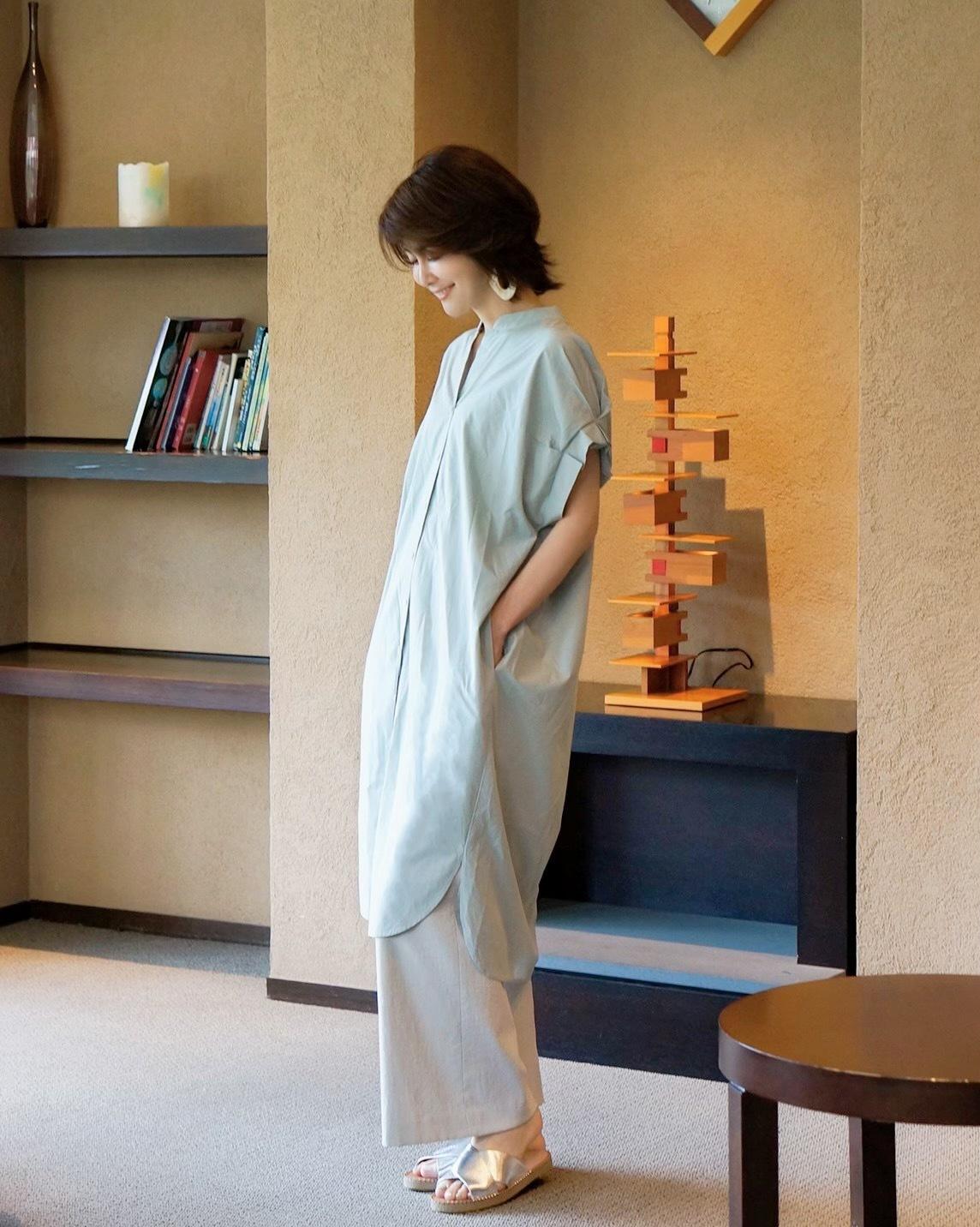 【2021晩夏のプチプラファッション】アラフィー華組ブロガーの『ユニクロ・GU』高見えコーデ特集_1_29