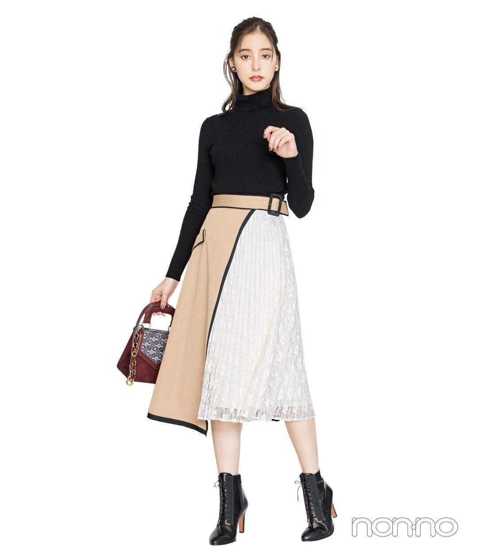 スカートにはショートブーツが今季の鉄板!【秋冬トレンド服の正解コーデ教えます】_1_4