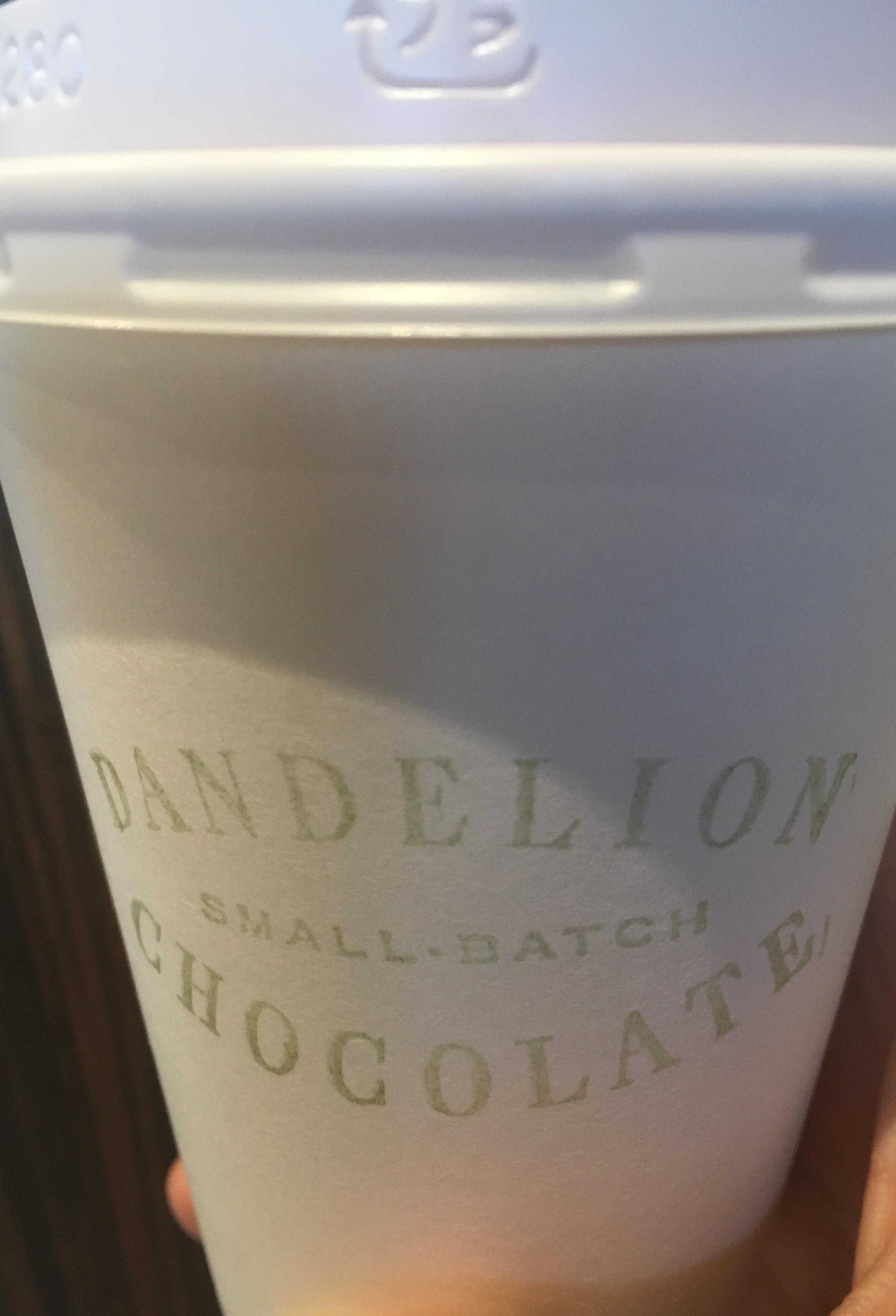 ダンデライオンチョコレート。_1_2