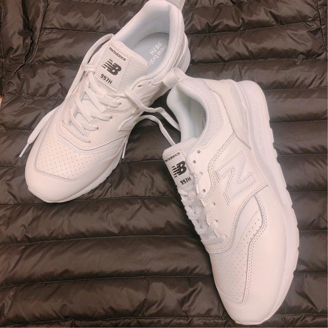 冬も「やっぱり白が好き」!! 私が選んだ白スニーカーはコレ!_1_2