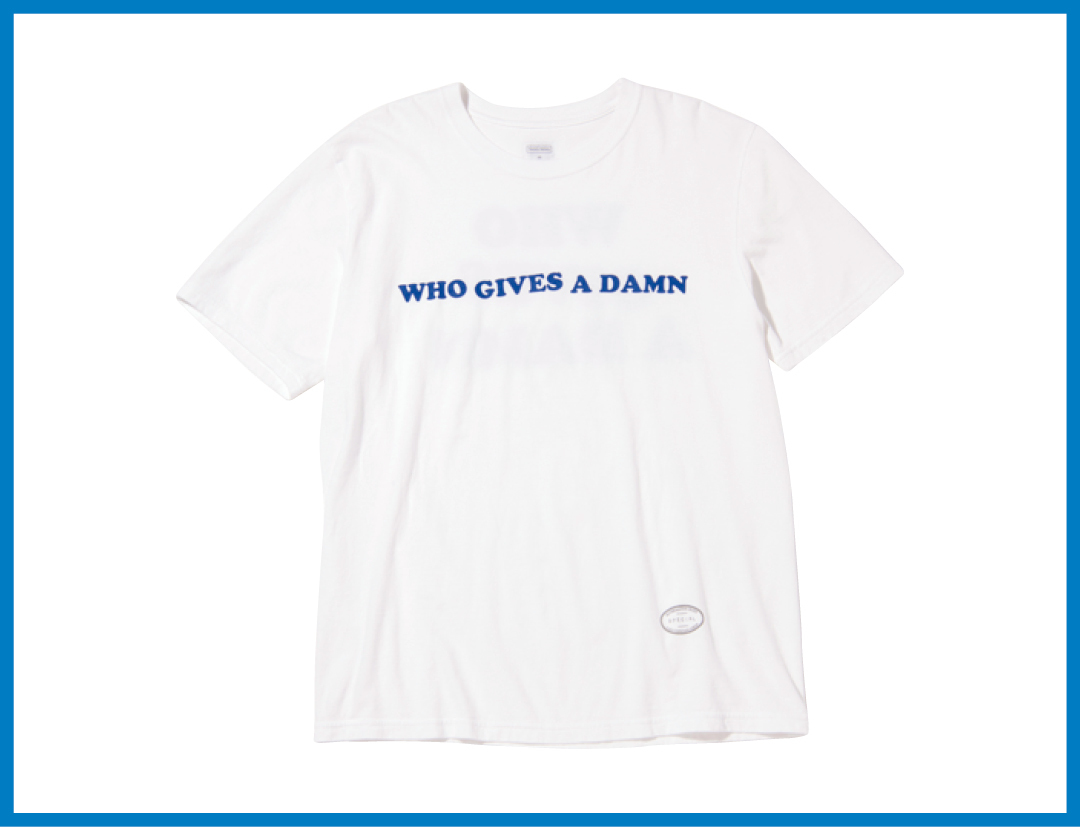馬場ふみかがシンプルなロゴTシャツを4通りに着回し!_1_2
