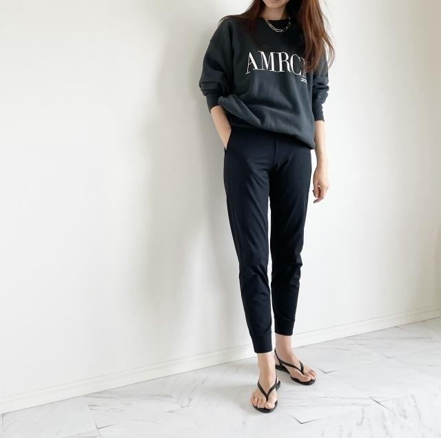 おしゃれ度を上げる最旬パンツはこれ! 2021春夏のパンツコーデまとめ 40代ファッション_1_36