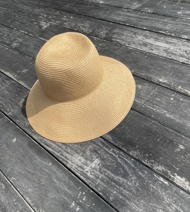 プチプラでゲット♪大人の麦わら帽子。_1_1