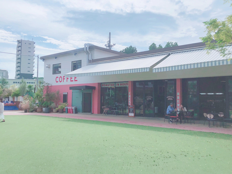 【カフェ巡り】ピクニック気分が味わえちゃう映えカフェ♥_1_2