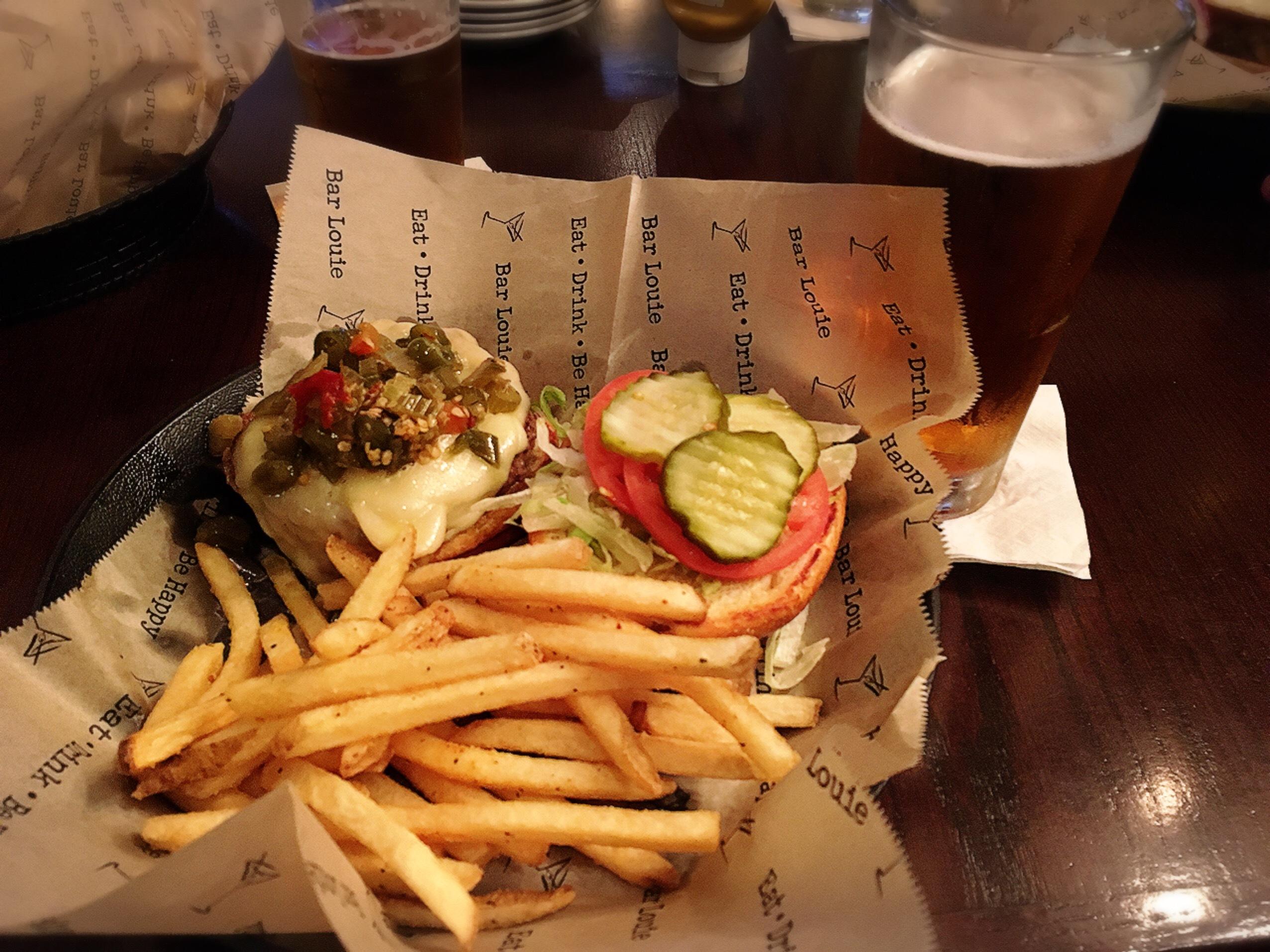 シカゴのグルメは、ハンバーガー_1_4