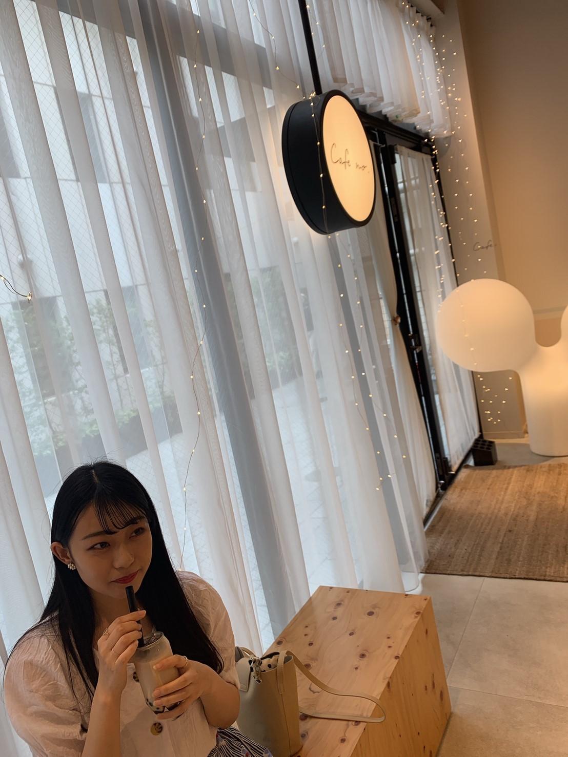 ちょっと背伸びをしたタピオカ屋さん【 Cafe no. 】_1_4-1