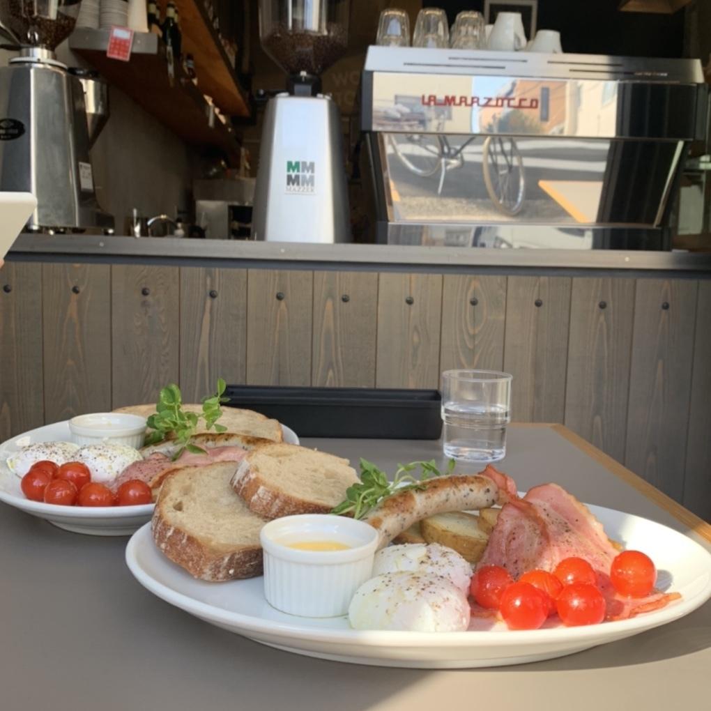 【カフェ】カフェの町清澄白河でLunch time!!!_1_3