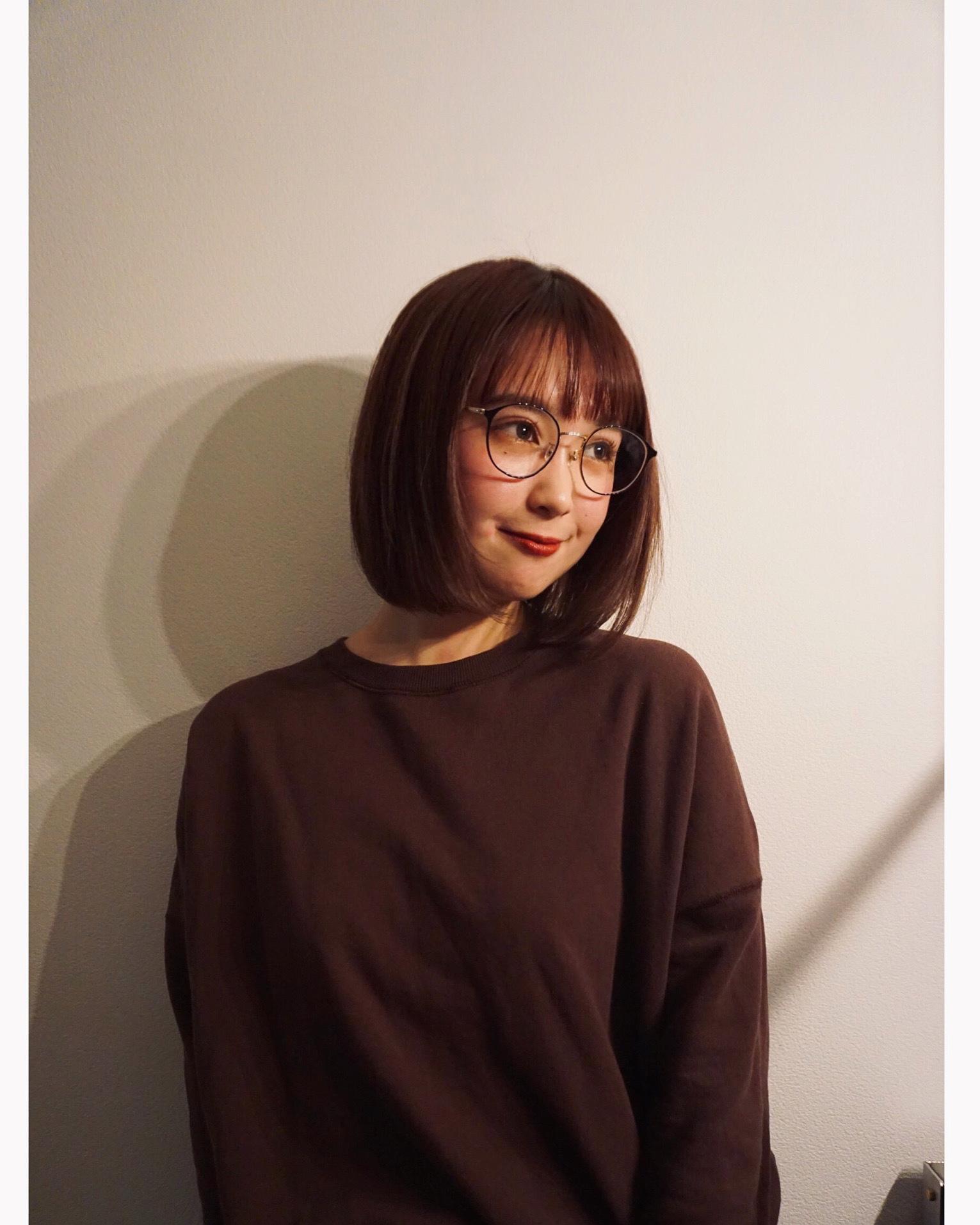 #narumyふく JINS classicシリーズ メガネ ❤︎_1_1
