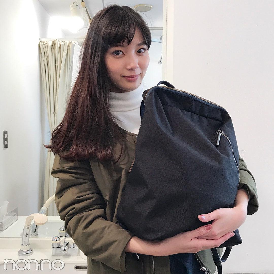 新川優愛|モデルの私服