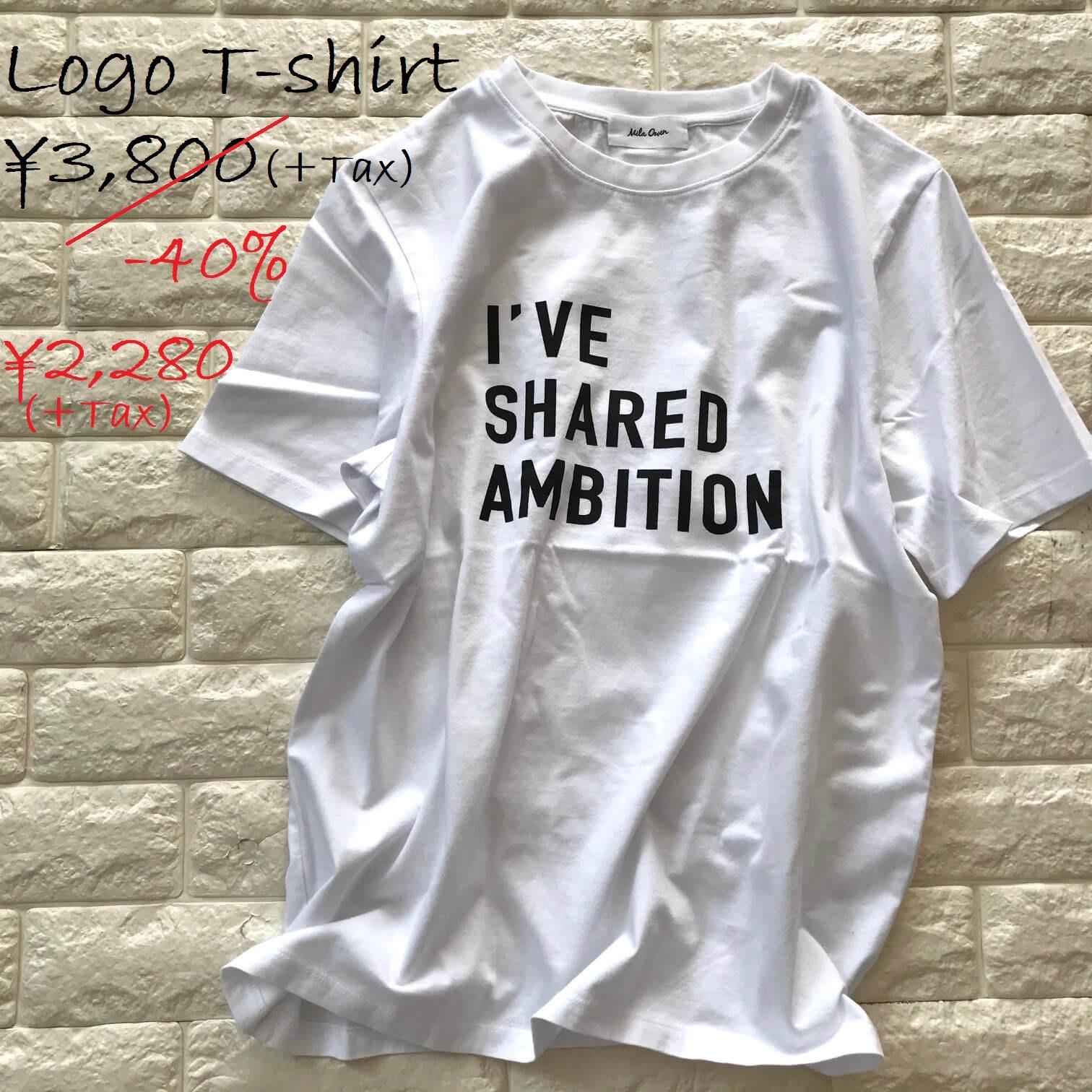 ミラオーウェンのTシャツ画像