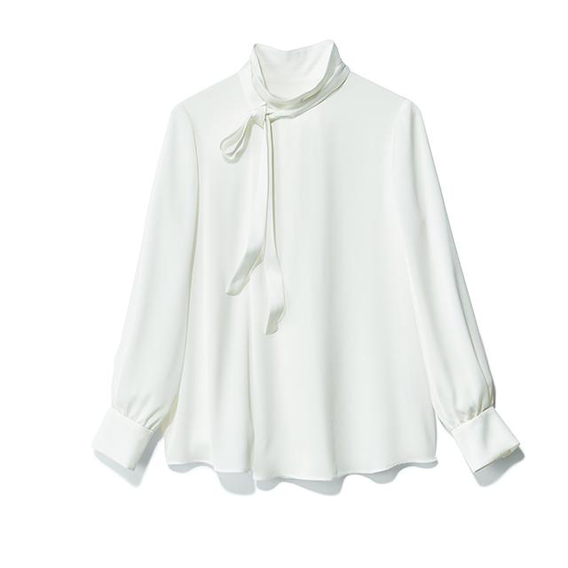 シンプルなのに印象的な 「デザイン性のある白」