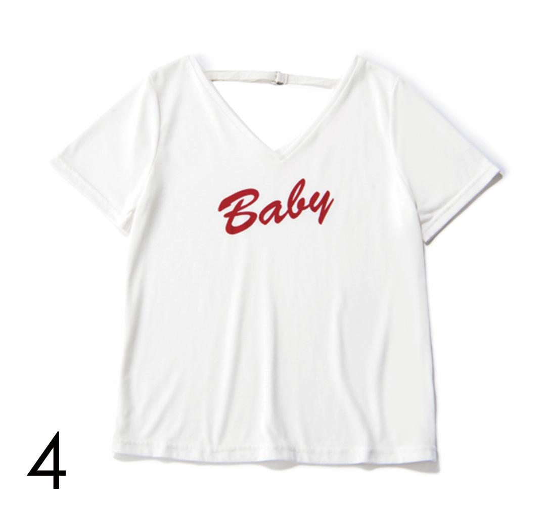 7月に買い足すTシャツ&サーマル、選ぶならちょこっと赤のロゴ★_1_4-4