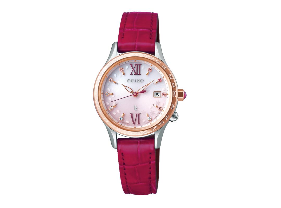 春の新生活に!オンオフ使えるセイコーの腕時計、桜限定モデルが有能すぎ♡_1_4