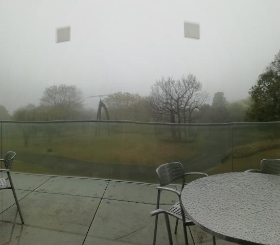 天気がどんどん悪くなっています