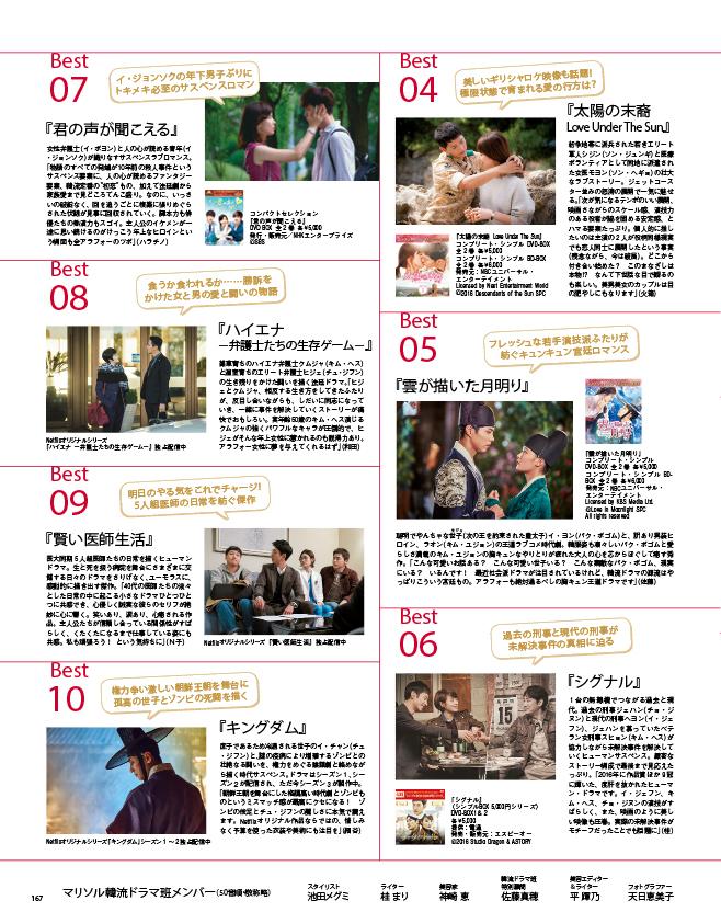 韓流ドラマベスト10