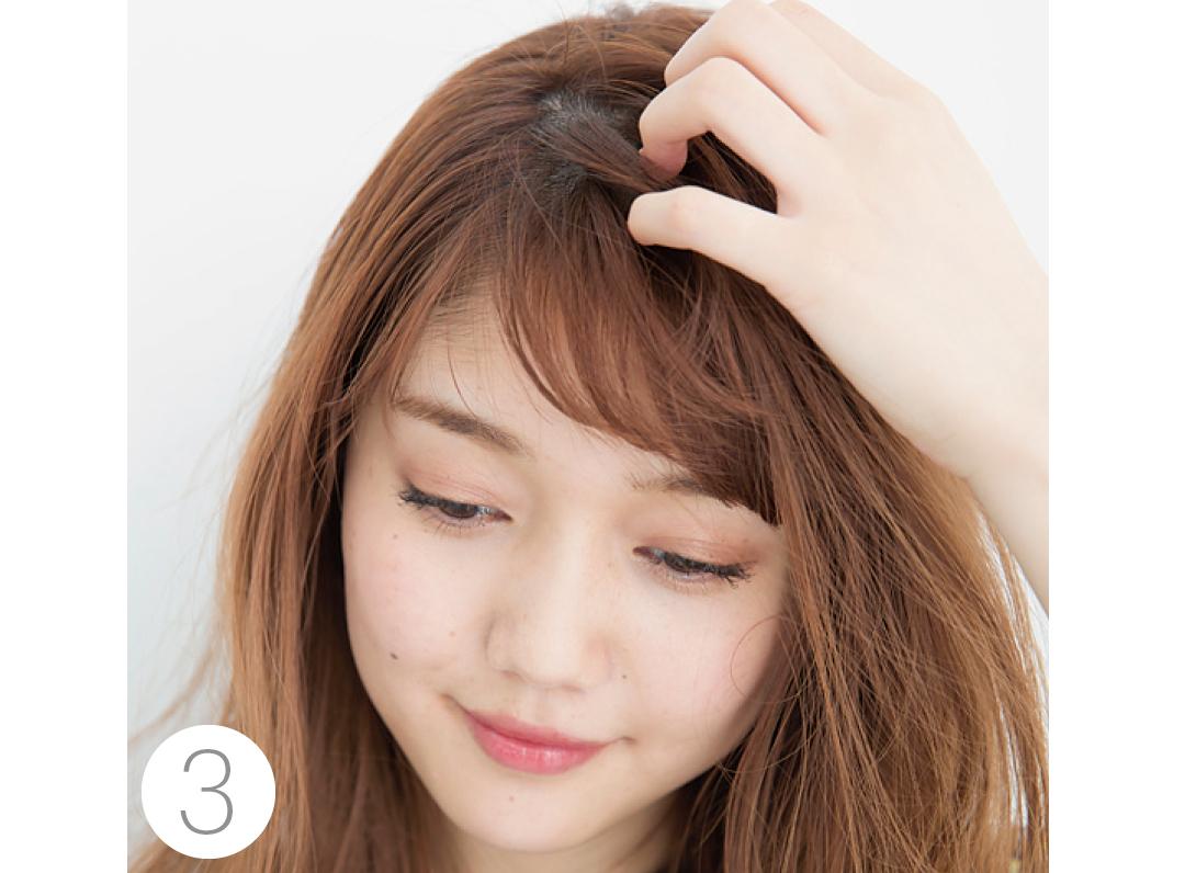 前髪セルフカットのお悩み解決! 切りすぎたら? 伸びかけアレンジは?_1_4-3