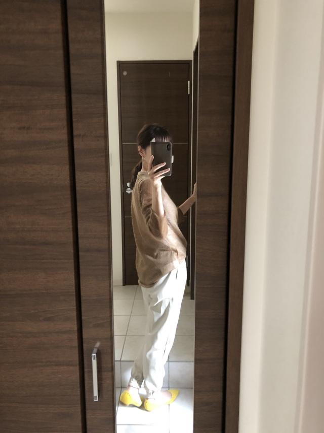 透け感ある女っぷりセーター♡_1_4