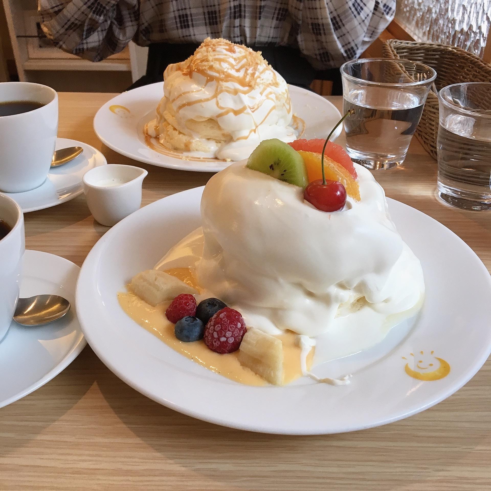 SNSで【美味しすぎる】と話題☆ 究極のパンケーキ「茶香」が凄い_1_4