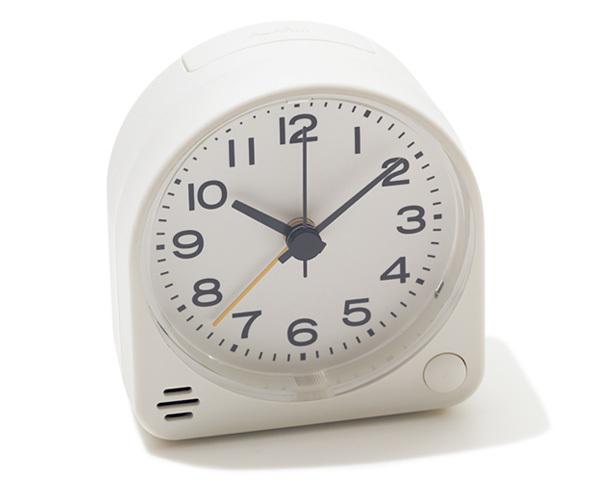 無印良品 目覚まし時計(大音量タイプ)PCT-1