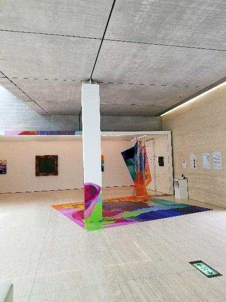 ゴールデンウィーク前半は箱根 ポーラ美術館で開催中の流麻二果さんの展覧会へ!_1_3