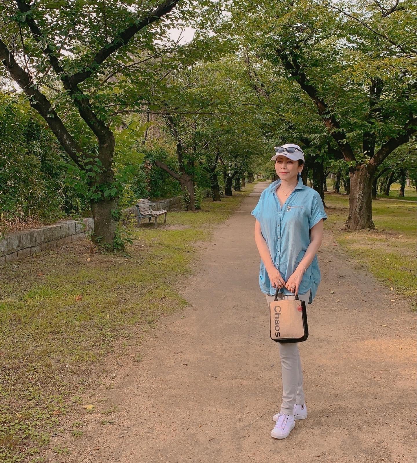 夏のウオーキング 懐かしの浜寺公園へ・・・_1_1