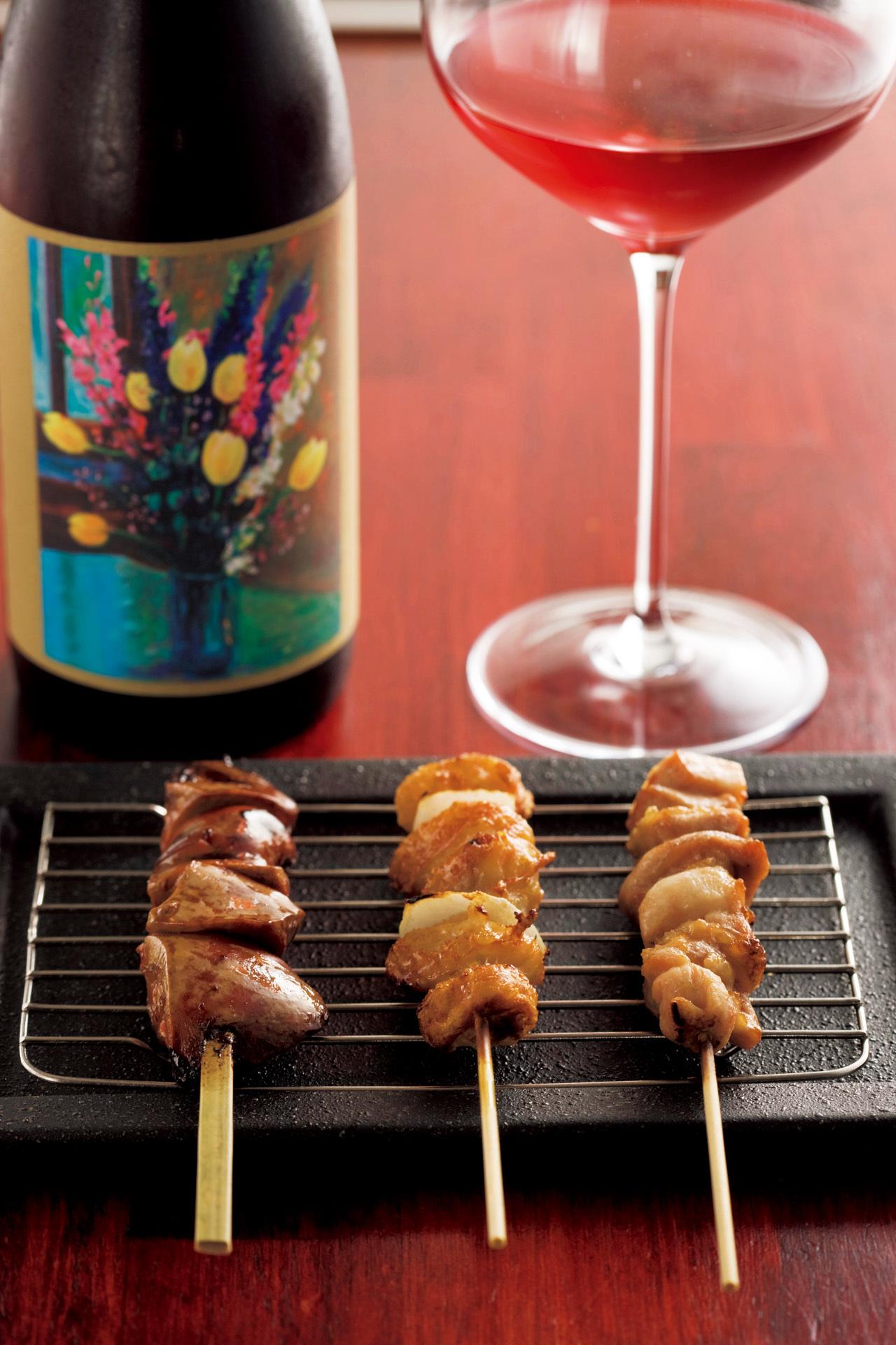 自家菜園の野菜で作る料理と 今注目の日本ワインも充実 炭とワイン イル・フェ・ソワフ_1_1
