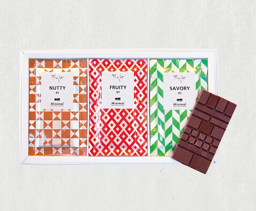 大人っぽインスタ映えスイーツなら、「ミニマル」のチョコレート【バレンタイン2018】_1_2-1