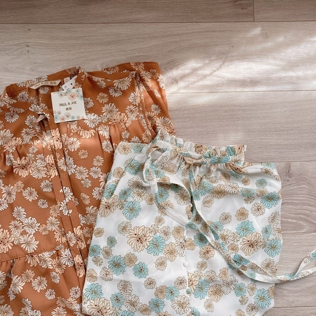 UNIQLOポール&ジョー♡買いましたぁ【momoko_fashion】_1_1