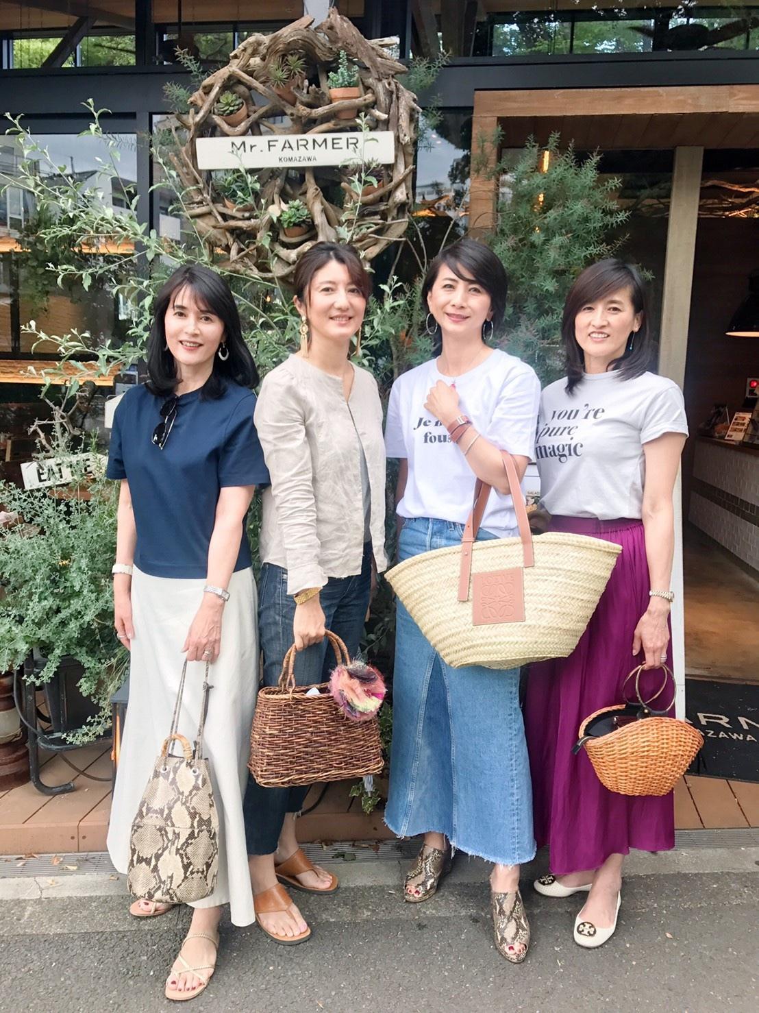 緑に囲まれたランチ会 in 駒沢公園_1_4