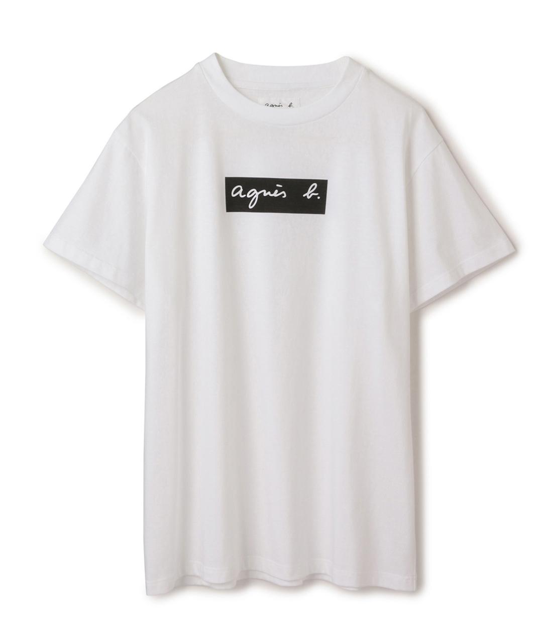 ADAM ET ROPÉがagnès b.とコラボレーション。ロゴをポイントにしたTシャツを発売。_1_3-1