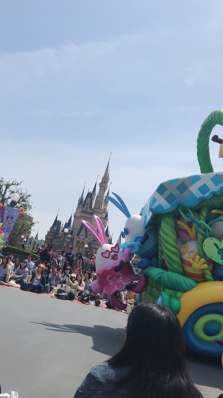 ディズニー・イースターを大満喫!②ショー・パレード編_1_1-3