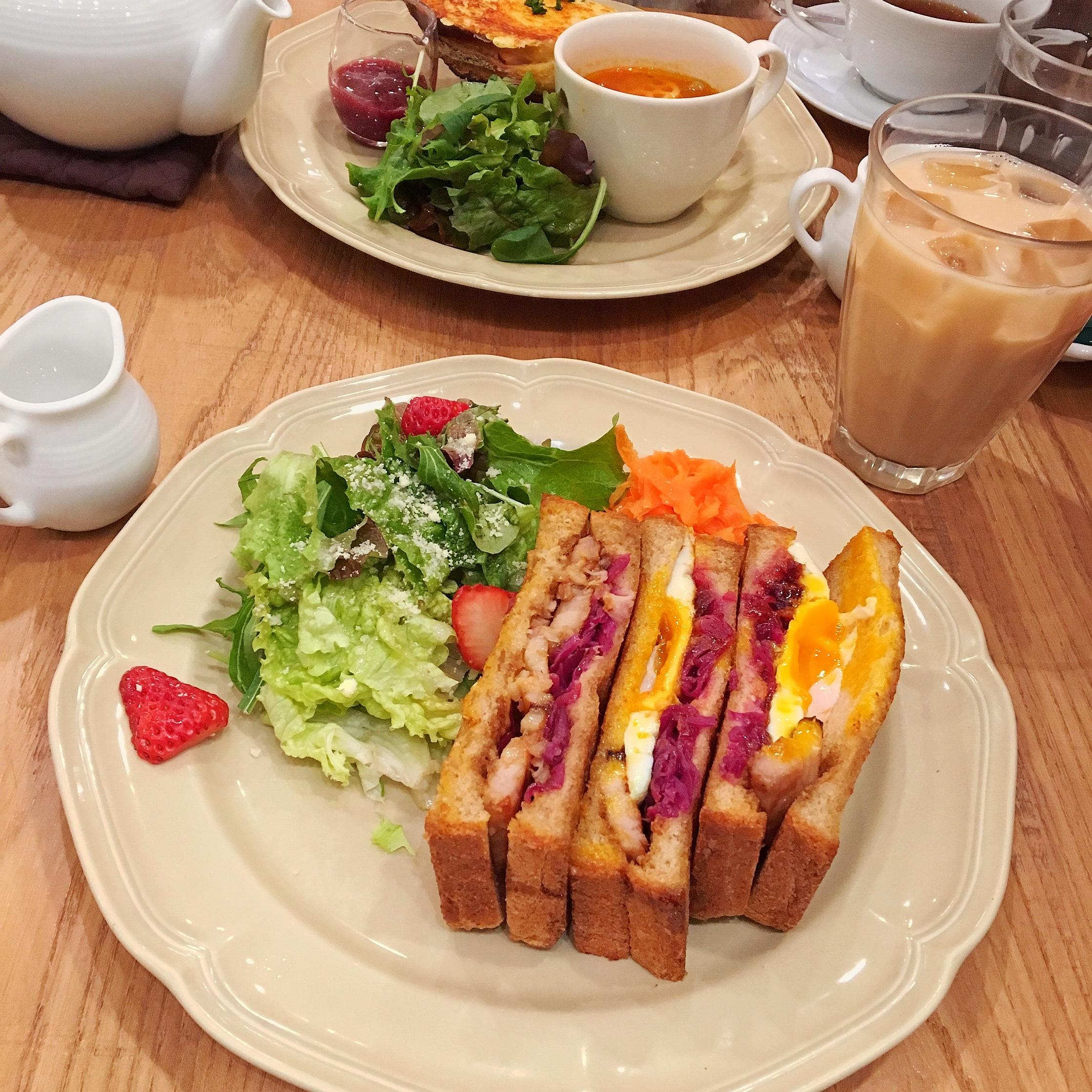 """女子会にぴったり!?""""Afternoon Tea TEAROOM""""♡_1_2"""