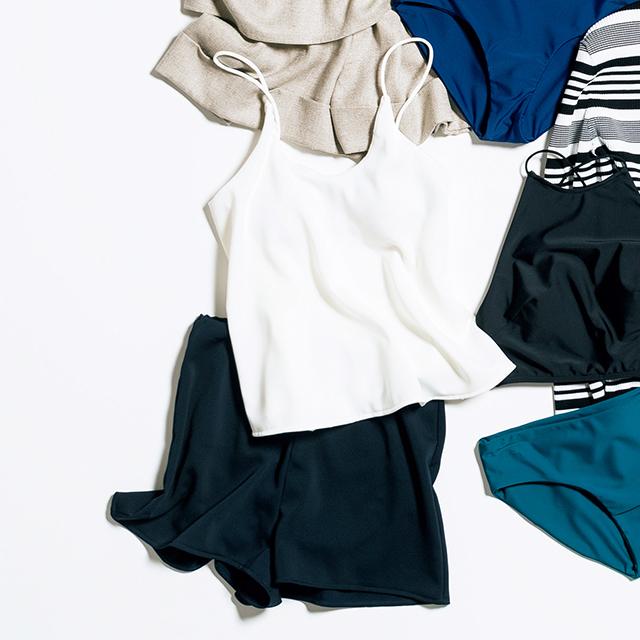 より優雅に! 洋服感覚で選べる「大人ブランドの水着」 五選_1_1-4