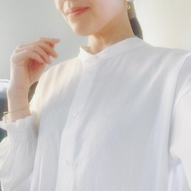 『lelill』のシャツから離れられないっ☆2021A/W展示会レポ_1_6-2